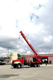 kenworth service 30 ton manitex 30112s