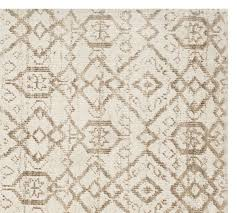 Indoor Outdoor Rug Axel Printed Indoor Outdoor Rug Swatch Pottery Barn