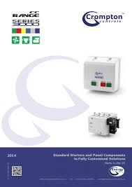 crompton controls catalogue 2014 by crompton controls issuu