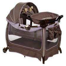 Playard With Changing Table Eddie Bauer Playard Caitlin Play Yard Bed Changing Table