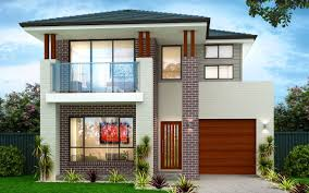 home design builders sydney coral 27 double level by kurmond homes new home builders