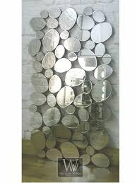 Modern Wall Mirror Modern Wall Mirror Wooden Live Edge Mirror - Large designer wall mirrors