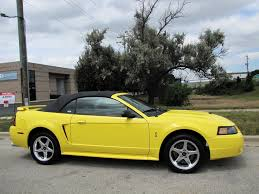 1985 Mustang Convertible 1999 Ford Mustang Convertible Car Autos Gallery