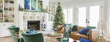 Indoor Christmas Decorations  At Home