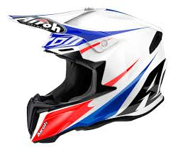 motocross helmet cheap airoh mx helmet cheap airoh twist freedom offroad red blue white