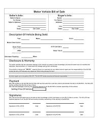 doc 25503300 vehicle sale template u2013 vehicle bill of sale 84