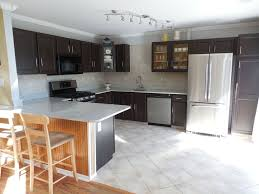 craftsman kitchen with flat panel cabinets simple granite in craftsman kitchen with emperador light 3