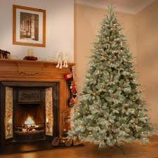 null 12 ft feel real alaskan spruce artificial tree