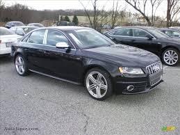 black audi s4 2012 audi s4 3 0t quattro sedan in phantom black pearl effect