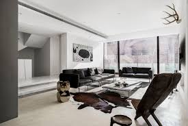 monochrome interior design fang xin yuan interprets past memories of a house with monochrome