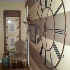 particular howard miller brenden gallery large wall clock large