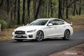 lexus infiniti q50 2017 infiniti q50 3 0t silver sport review video performancedrive