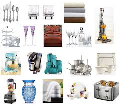 best registries for wedding wedding gift registry ideas sheriffjimonline