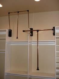 pull down closet rod home depot roselawnlutheran