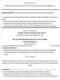 Resume Templates Mac Registered Nurse Resume Sample 12 Nursing Resume Template