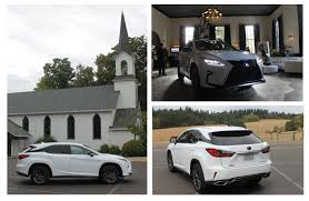 2016 lexus rx first drive once and future kings 2016 lexus rx 350 and rx 450h first drives