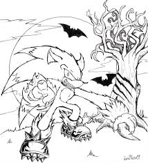 werehog halloween 2010 by auroblaze on deviantart