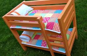 Doll Bunk Beds Plans Wood Doll Bunk Bed Plans Free Bed Linen Gallery