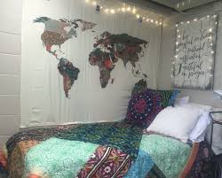 armstrong cus map bohemian style room at samford bedding from