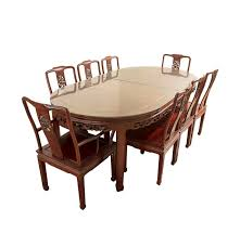 chair outstanding asian inspired walnut dining table and chairs