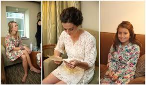 and bridesmaid robes wedding diy bridesmaids robes