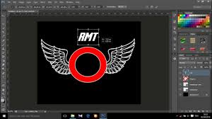 membuat logo kelas dengan photoshop cara membuat logo keren menggunakan photoshop youtube