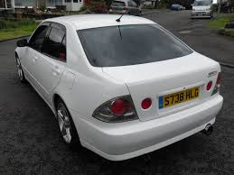toyota lexus altezza for sale toyota altezza rs200 z edition manual 210bhp cars for sale uk