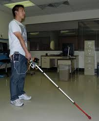 Blind People Canes An Autonomous Self Steering Robot Cane For The Blind Neatorama