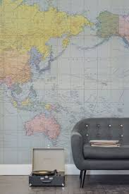 World Map Wallpaper by 57 Best Map Wallpaper Murals Images On Pinterest World Maps Map