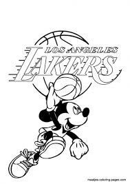 nba lakers coloring pages los angeles lakers coloring pages lakers coloring pages la lakers