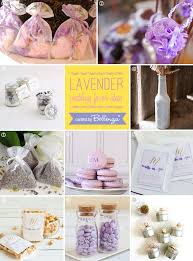 wedding shower favor ideas lavender inspired bridal shower favors for