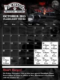winchester mystery house flashlight tours in october hollywood