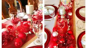Valentine S Day Table Decorations by Valentine U0027s Day Dinner Table Setting Tablescape Decor Youtube