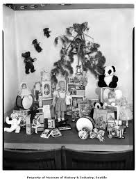 photos a look at seattle u0027s christmas past seattlepi com