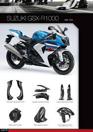 suzuki motorcycles gsxr carbonin suzuki gsxr 1000 2009 2015