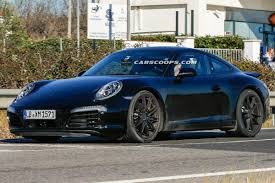 barbie porsche spied is this a facelift porsche 911 the gts both or something