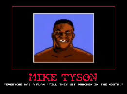 Tyson Meme - the wisdom mike tyson possesses is scary meme guy