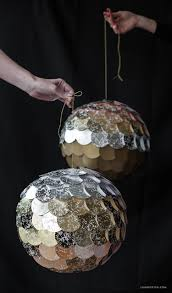 New Years Ball Drop Decoration by Meri Meri Moon And Star Hanging Decorations Urban Outfitters