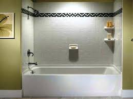 Bathroom Shower Wall Ideas Bathtub Bathtub Shower Ideas Modeling Inserts Small Bathtub