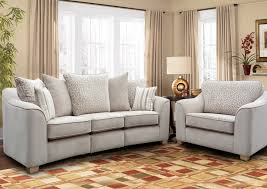 King Koil Sofa by Bespoke Cloth Suites Newry Furniture Centre King Koil Specials