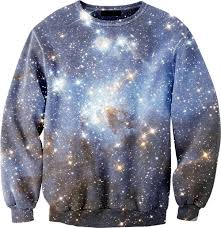 from elise cool sweaters jean galaxy sweatshirt
