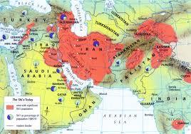 Islam World Map by Theo 355 Islam