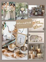 gold wedding theme wedding theme thursday silver and gold oh what studios