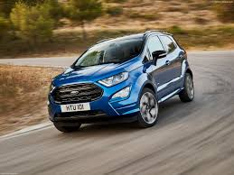 ford ecosport st line 2018 picture 7 of 19