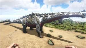 titanosaur official ark survival evolved wiki