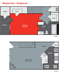 East Meadows Floor Plan Tgm Meadow View Apartments Tgm Communities