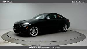 used series 1 bmw 2017 used bmw 2 series 230i at bmw of serving