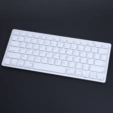 keyboard for android phone universal slim ergonomic wireless bluetooth 3 0 keyboard for