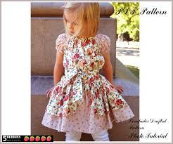 amelia peasant dress pattern free mother daughter apron pattern