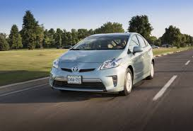 toyota prius petrol consumption the best and worst fuel economy our experts seen driving